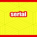 Meaning of serial