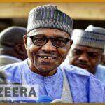 Nigeria's president Muhammadu Buhari begins second term