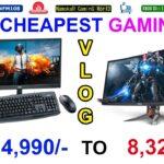 Only 4,990 Rs/- में सबसे सस्ता Gaming PC खरीदें | Vlog : Nehru Place | NamokaR GaminG WorlD / #NGW