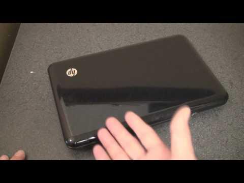 Verizon HP Mini Netbook Hardware Tour   Pocketnow