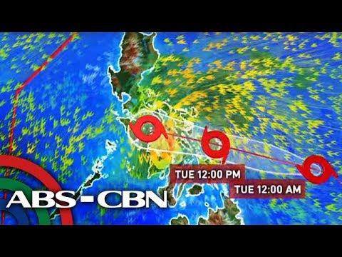 Bagyong Ursula inaasahang tatama sa bisperas ng Pasko   Bandila
