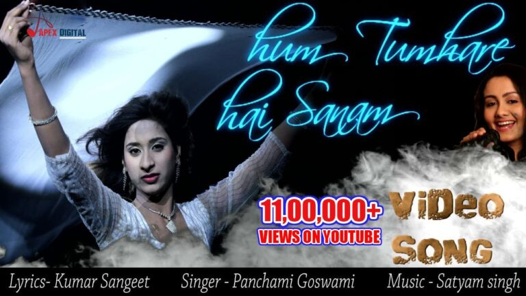 Hum Tumhare Hai Sanam - Official Video - Panchami Goswami || New Song || Hindi song ||
