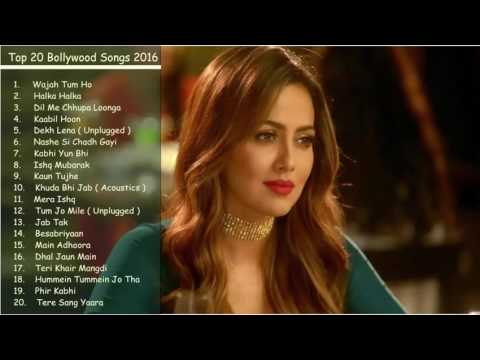 2016-2017 Best & Latest Bollywood Top 20 mp3 Songs   Laughing World