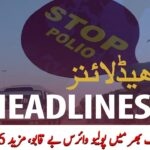 ARY News Headlines | Poliovirus outbreak nationwide, 6 more cases reported | 1 PM | 9 Jan 2020