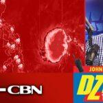 Christmas storm Ursula enters Philippines, heavy rains expected | DZMM