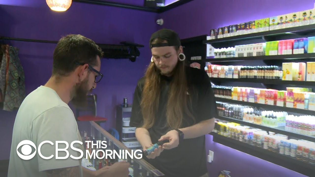 Consumers, business owners decry flavored vaping products ban