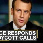 France asks Arab nations to resist boycott calls | World News | WION News