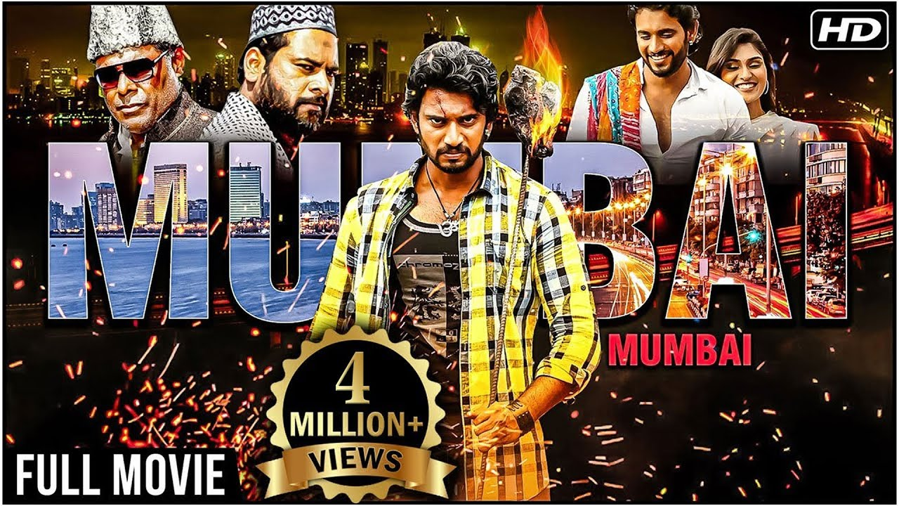 Mumbai Hindi Dubbed Full Movie | Darling Krishna , Teju | South Dubbed New Movies | Hindi Movie 2020