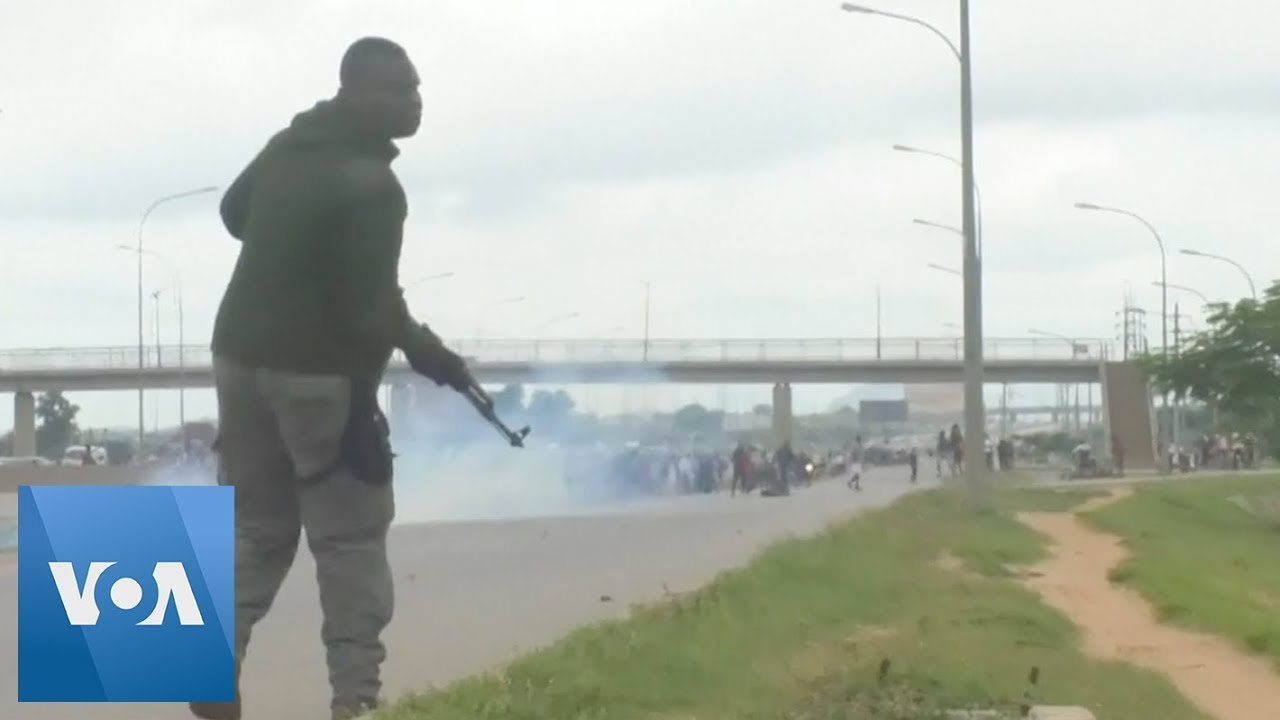 South African Businesses Attacked in Nigeria