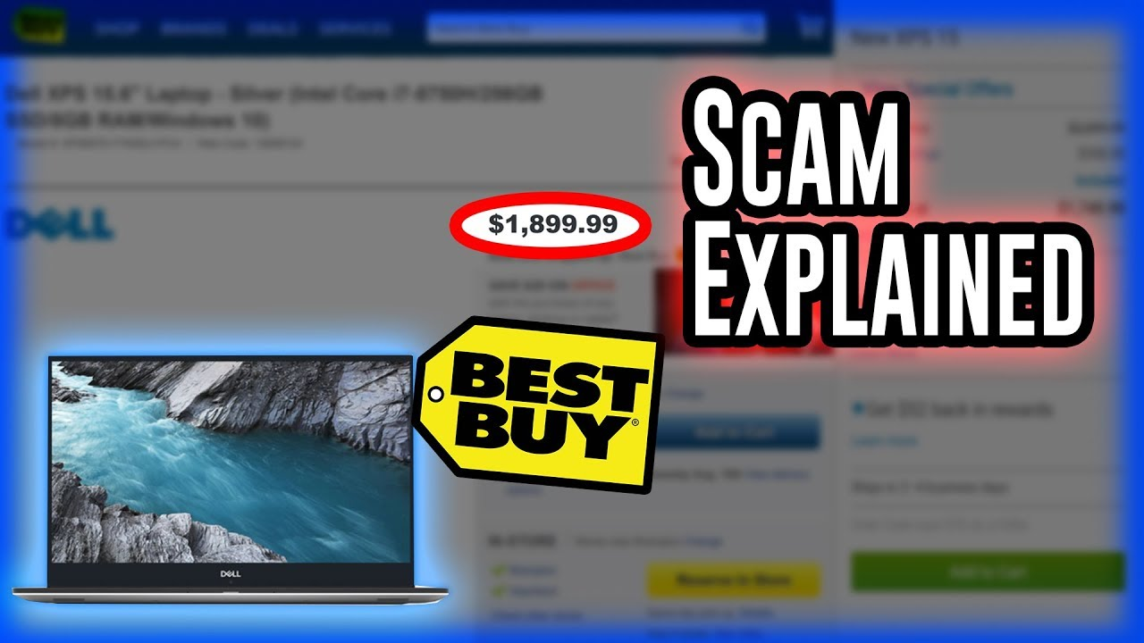 The SECRET Scam Behind CHEAP Laptop Prices At Best Buy?!
