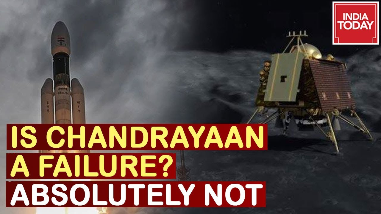 The Success Story Of Chandrayaan-2 Despite The Last Minute Snag
