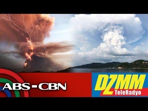 DZMM Special Coverage   Pagputok ng Bulkang Taal