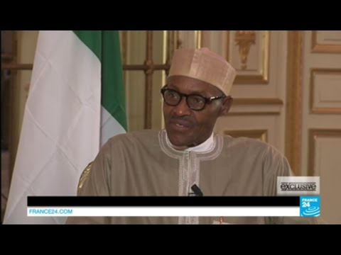 Exclusive interview with Nigerian president Muhammadu Buhari