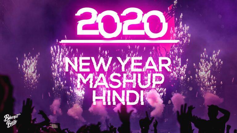New Year 2020 Hindi Mashup   Best Hindi Songs Remix   Bharat Bass