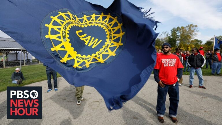 News Wrap: GM and UAW reach tentative deal to end strike
