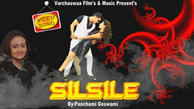 Silsile - Official Video - Panchami Goswami || New Song || Hindi song ||