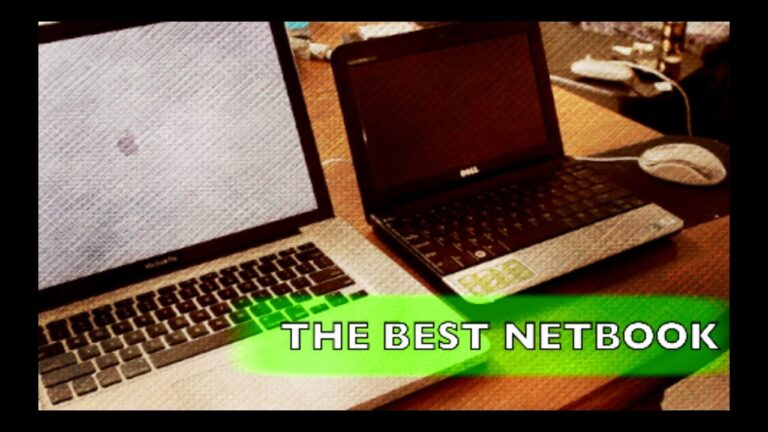 THE BEST NETBOOK (POWERFUL & CHEAP)