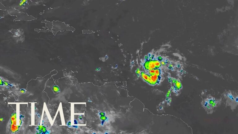 Tropical Storm Dorian Could Hit Puerto Rico As Hurricane: Here's the Latest Track & Forecast | TIME