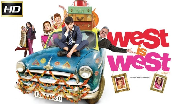 West Is West l With English Subtitle l Aqib Khan, Om Puri, Linda Bassett l 2010