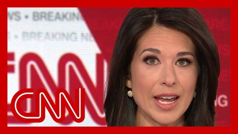 CNN anchor lists the 'baseless' conspiracies Trump has pushed