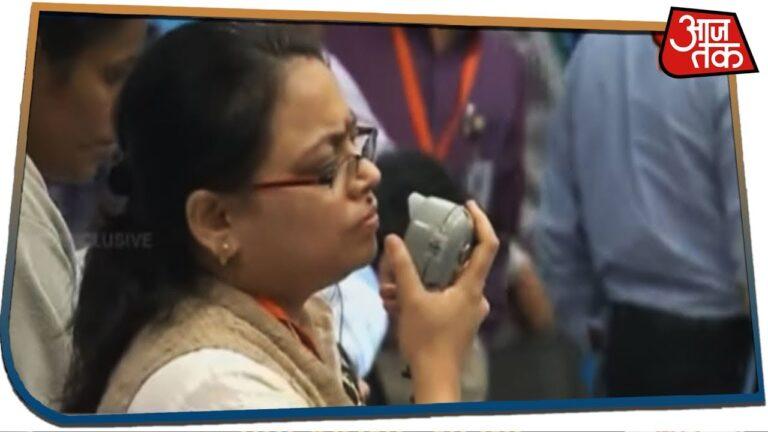Chandrayaan 2 से संपर्क साधने में लगे हैं वैज्ञानिक