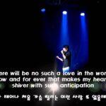 [ENG Sub] Lee Seung Chul - No One Else ( Original ver / MP3 / K POP )