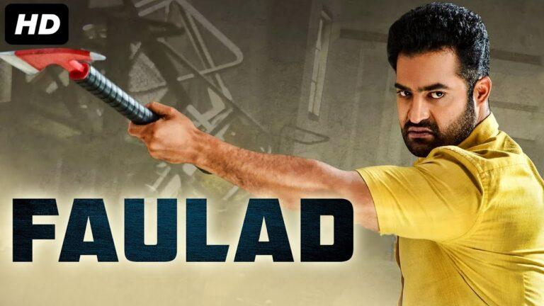 FAULAD - Hindi Dubbed Full Action Movie | Jr NTR, Ileana D'Cruz | South Indian Movies Hindi Dubbed