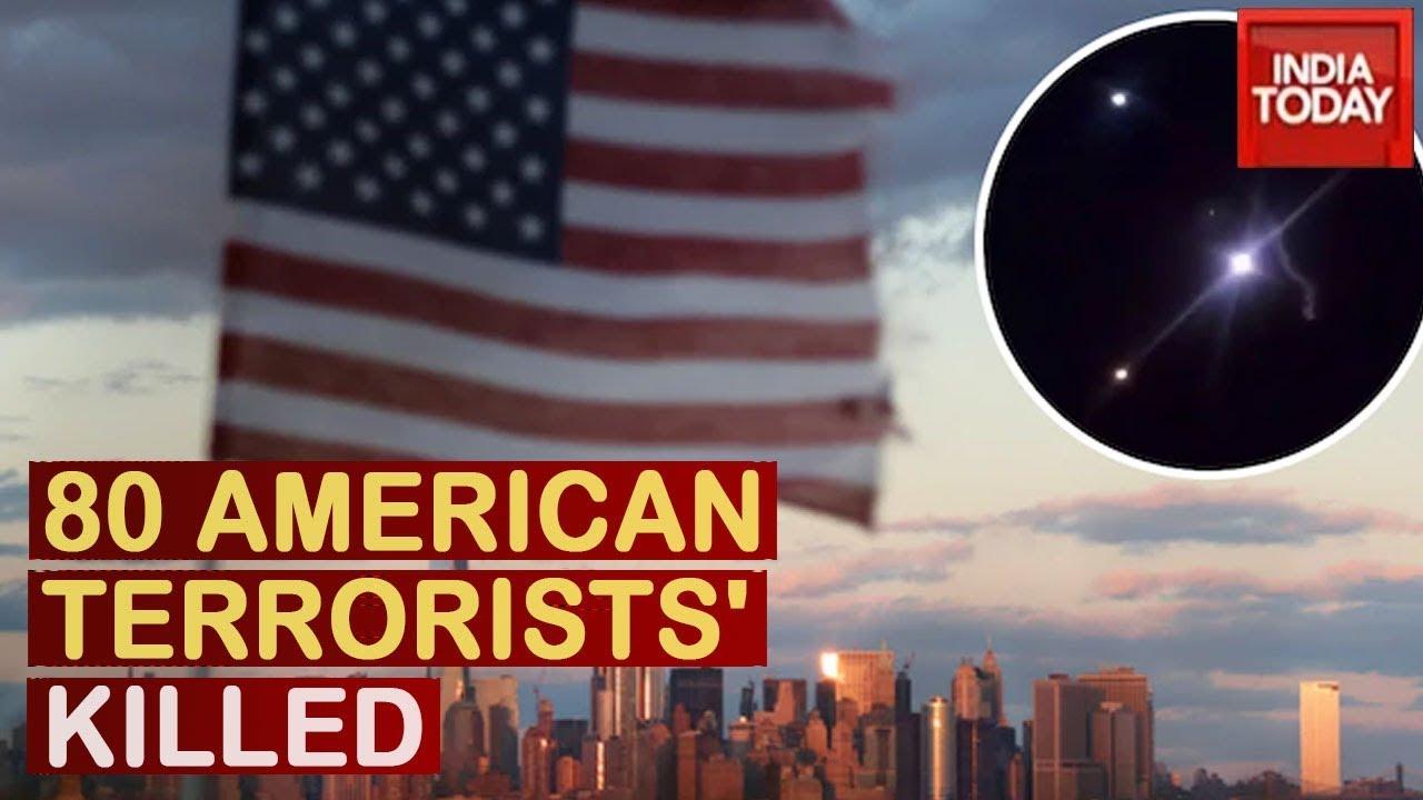 Iran Vs US: Iran Media Says Missile Strikes Killed 80 'American Terrorists'