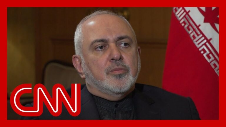 Iran's foreign minister: Trump prepared to commit war crimes