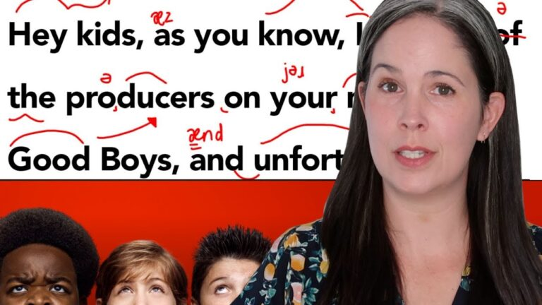 Learn English with Movies – Good Boys