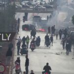 Lebanon: Military clashes with protesters in Beirut