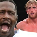 """Logan Paul Challenges Antonio Brown To Boxing Match """"I Wanna F--k You Up!"""""""