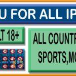 M3U FILES IPTV ALL COUNTRIES SPORTS MOVIES DRAMA 18+  LATEST UPDATED