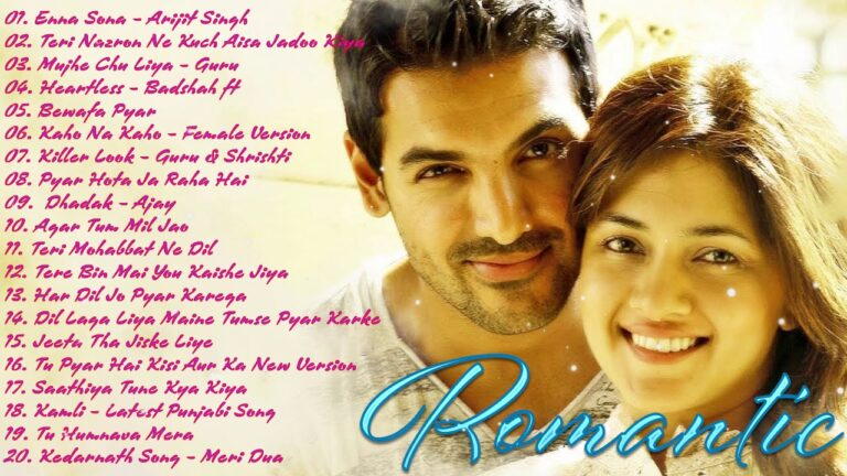 ROMANTIC HINDI LOVE SONGS 2019 💕 Heart Touching Songs 2018 💕 latest hindi songs 2019