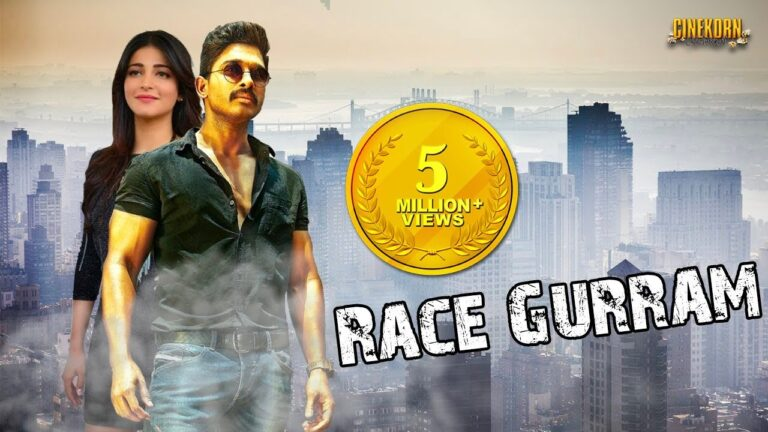 Race Gurram Latest South Dubbed Full Movie 2019 | Allu Arjun Hindi Dubbed New Movie 2019