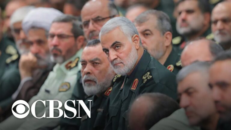 Tensions escalate between Iran and the U.S.