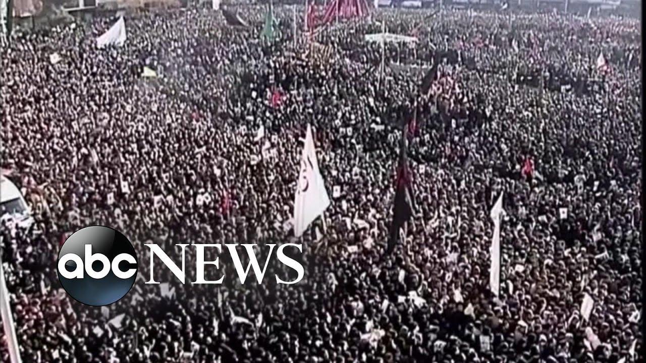 Tensions escalate in Iran with calls for retaliation l ABC News
