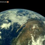 Watch: First visuals of Earth from ISRO's Chandrayaan 2   Moon Mission