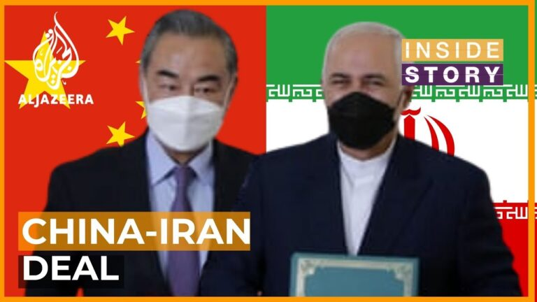 What is behind China and Iran's 'strategic' deal? | Inside Story