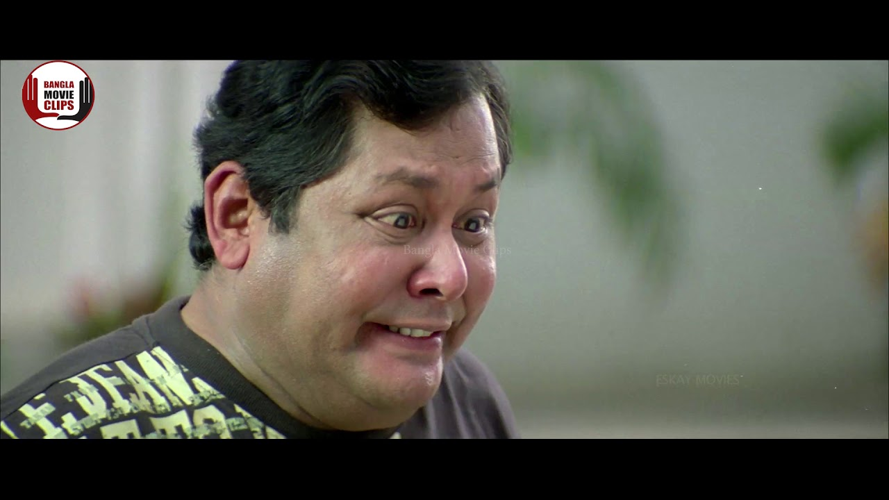 আমার শরীরটা পাথরের মতো শক্ত, তোরা মার    Kharaj Mukherjee Funny Video Jeet SRabanti