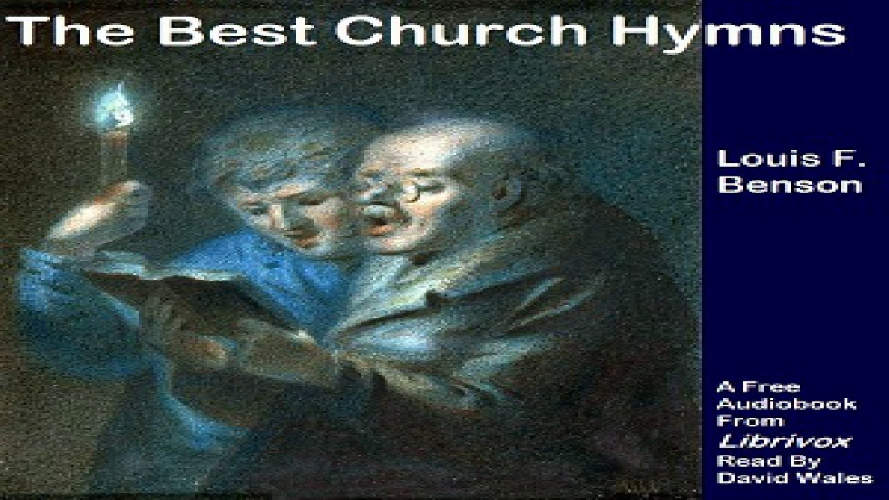 Best Church Hymns   Louis Fitzgerald Benson   Music   Book   English