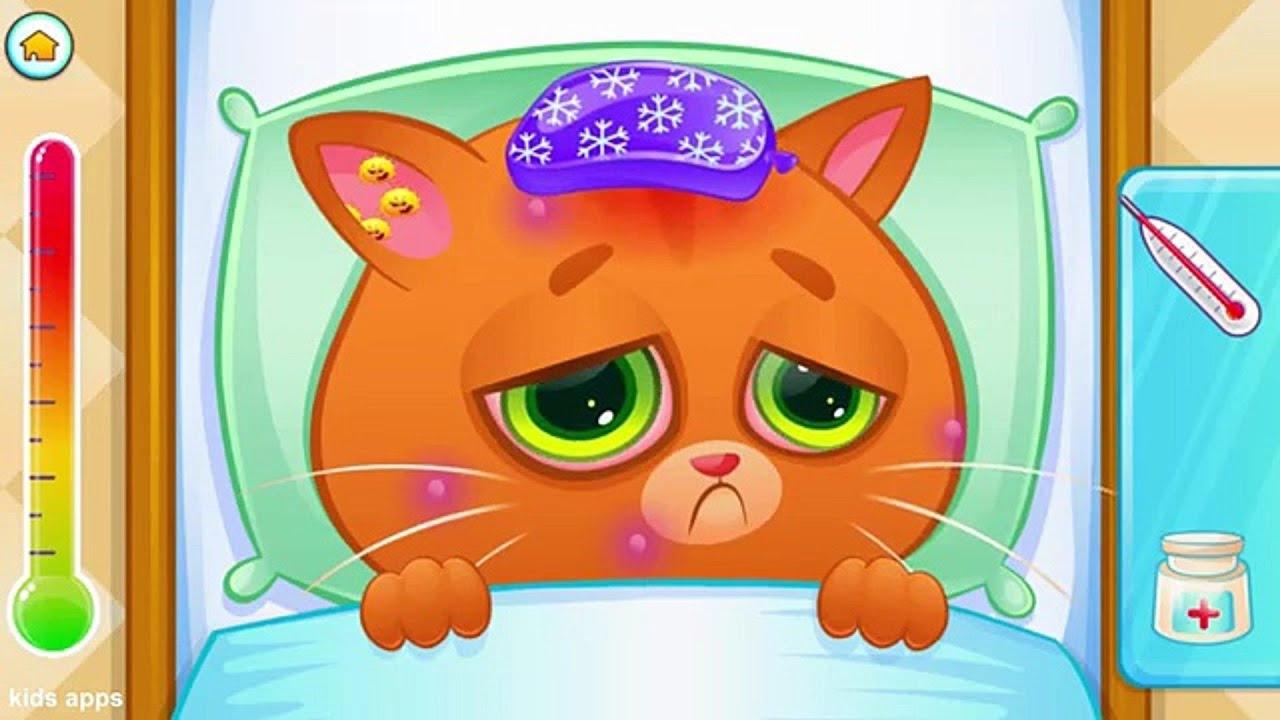 Bubbu – my virtual pet Beauty Salon Update Fun Cute Kitten Android Gameplay