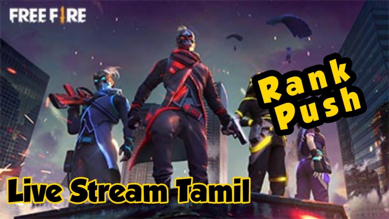 Evening Live Stream   FreeFire    Team Code   Rank Push   Becoming pro Player