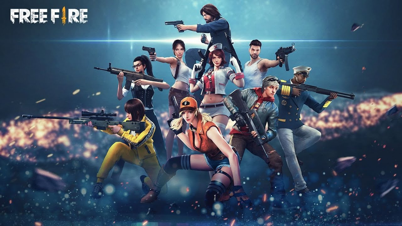FREE FIRE I AM PLAYING FREE FIRE DAY 2