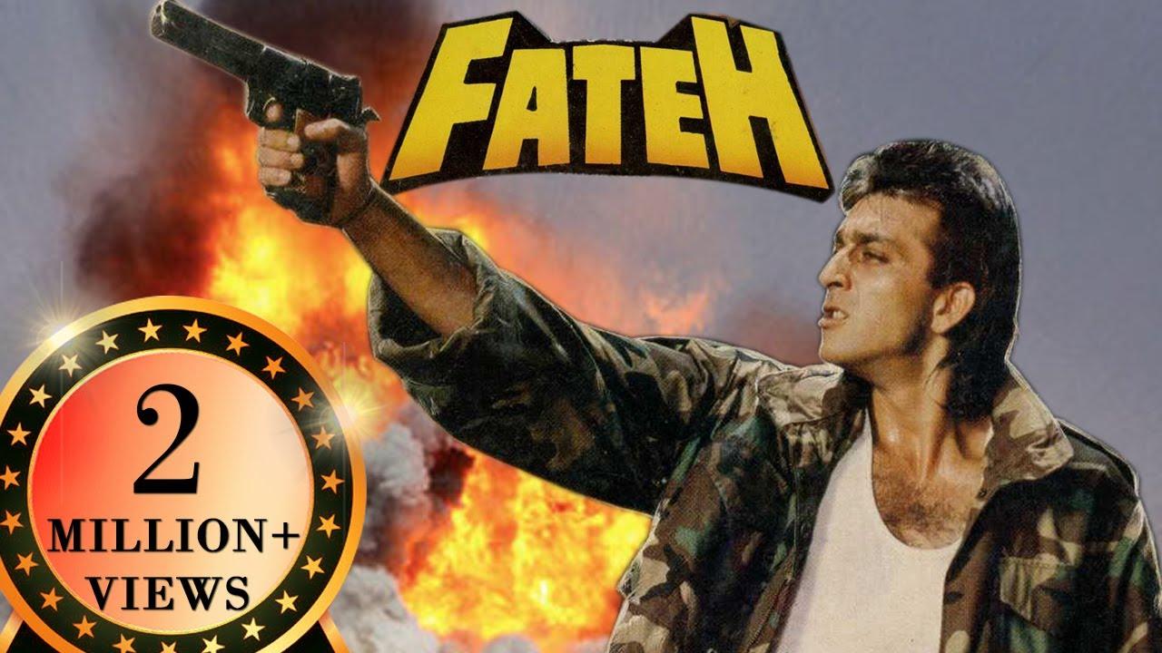 Fateh   Full Hindi Movie   Sanjay Dutt, Shabana Azmi, Ekta Sohini, Paresh Rawal, Sonam