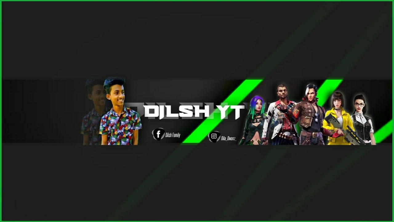 Free Fire   Dilsh යන් යන් යන් හීනෙට ඇවිදන් (YT 3k Subcribers, FB 2k Followers) යන්