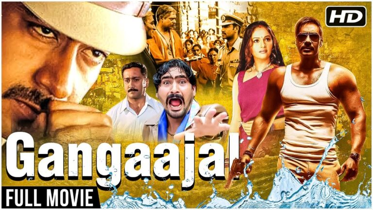 Gangaajal Full Hindi Movie HD | Ajay Devgn, Gracy Singh | Prakash Jha | Blockbuster Hindi Movies