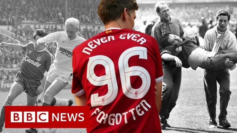 Hillsborough: The Thirty-year Search for Justice  - BBC News