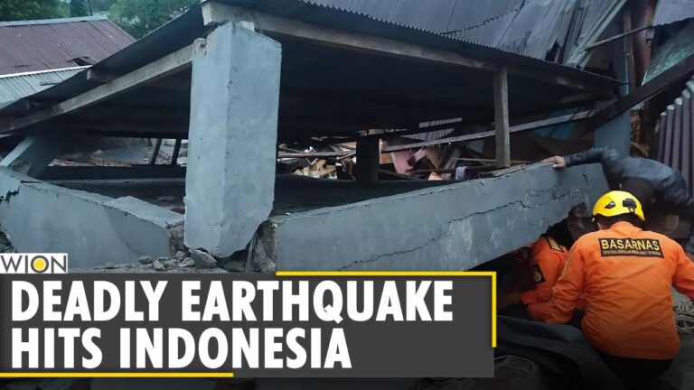 Indonesia: Earthquake kills at least 35, injures hundreds | World News | WION News
