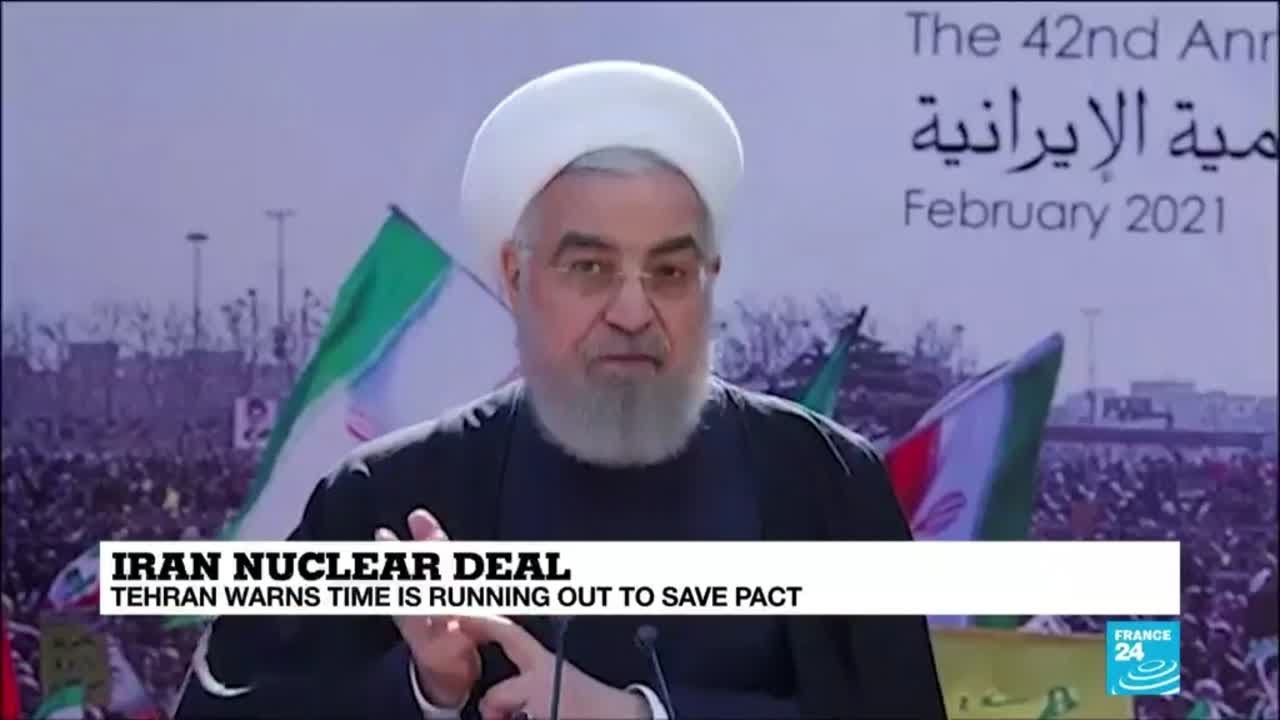 Iran nuclear deal: Tehran warns time is running out to save pact